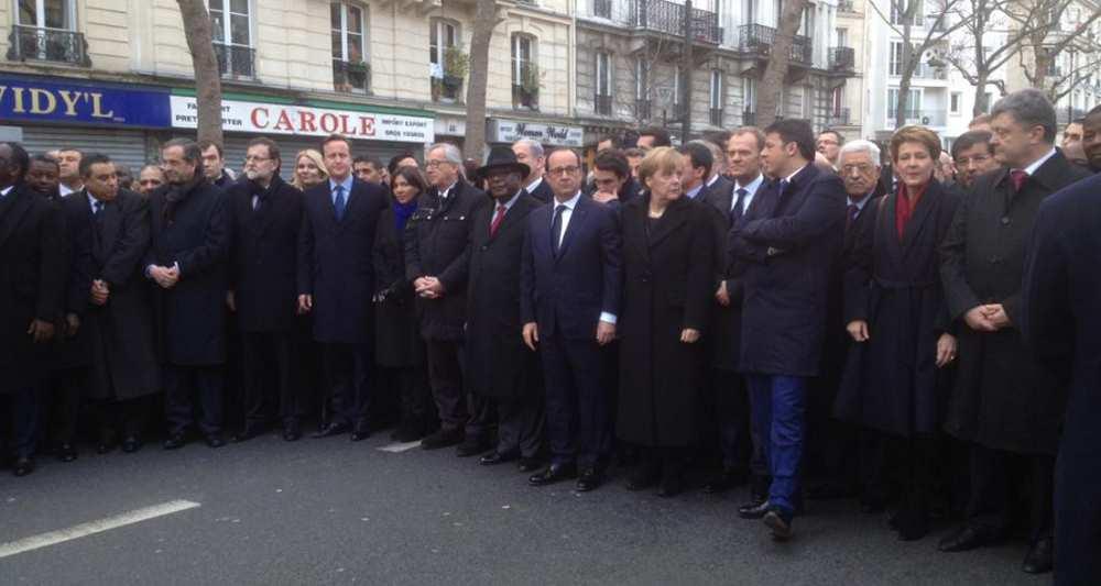 Charlie Hebdo : Ces Présidents africains qui font honte à l'Afrique !!!