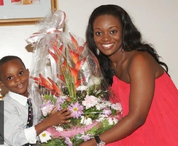 Jackie Appiah: rencontrez son fils qu'elle a toujours caché (photo)