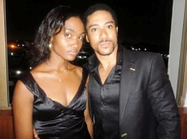 Majid-Michel-and-wife
