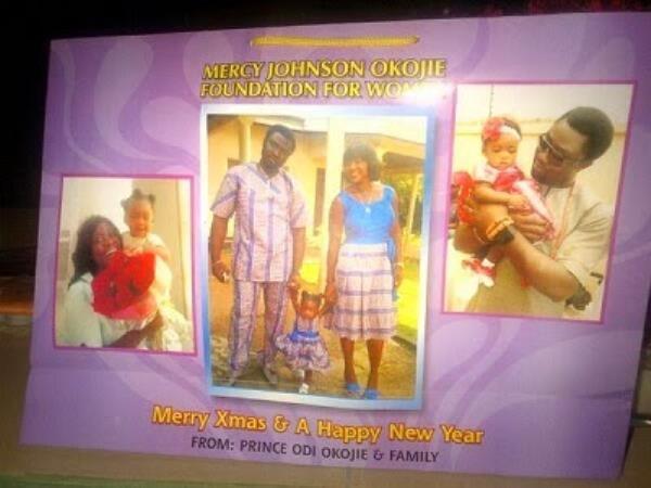 Mercy Johnson fait dons aux veuves: photos