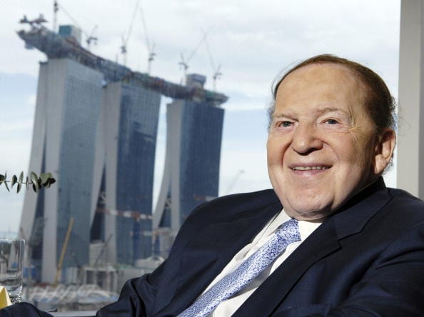 Media Briefing With Las Vegas Sands Corp. Chairman & CEO Sheldon Adelson