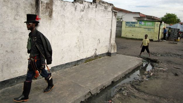 République démocratique du Congo: la république des sapeurs (photos)