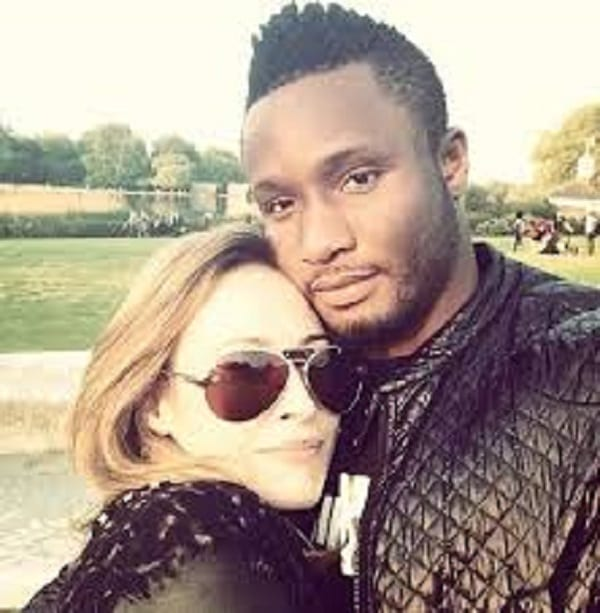 salomon kalou et sa femme