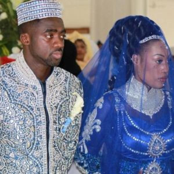 Découvrez en photos les épouses et les enfants des top joueurs africains