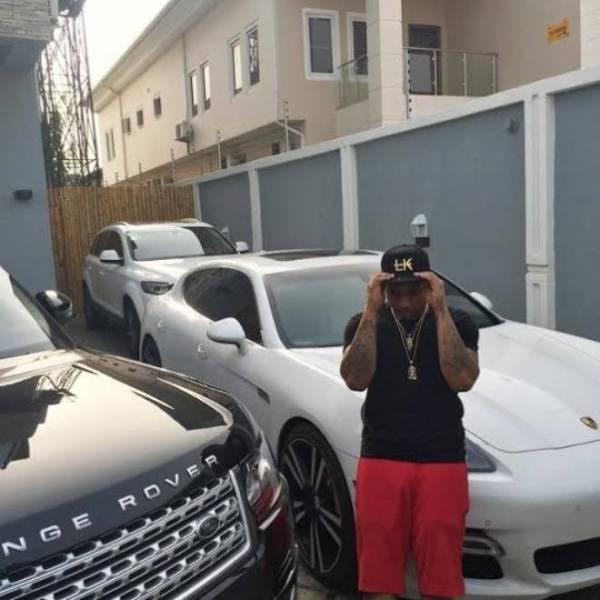 12 musiciens africains et leurs voitures de luxe: photos