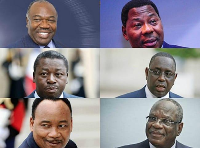 Ils étaient tous à la marche pour Charlie... mais ils iront pas à Nairobi (Kenya).