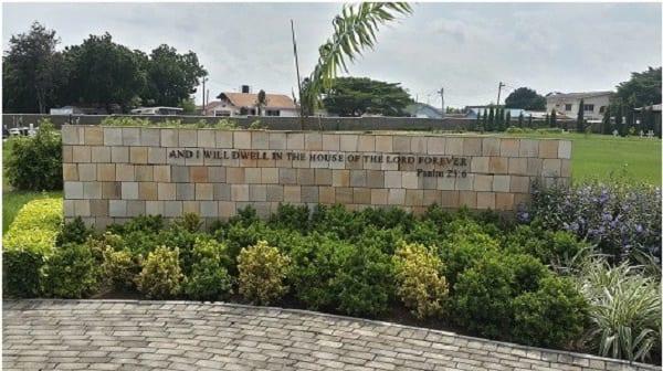 Ghana-Accra: Un cimetière de luxe réservé aux riches (photos)
