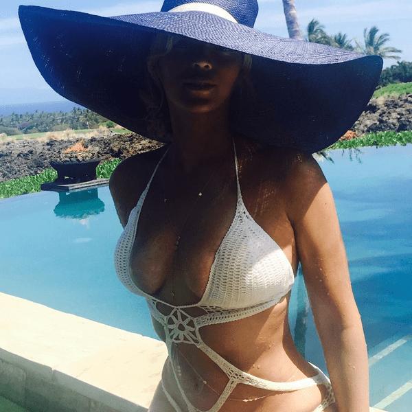 Beyoncé : Découvrez son magnifique bikini sur les plages d'Hawaï