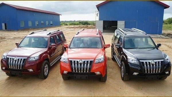 """""""Le Kantanka"""" une voiture fabriquée au Ghana: photo"""
