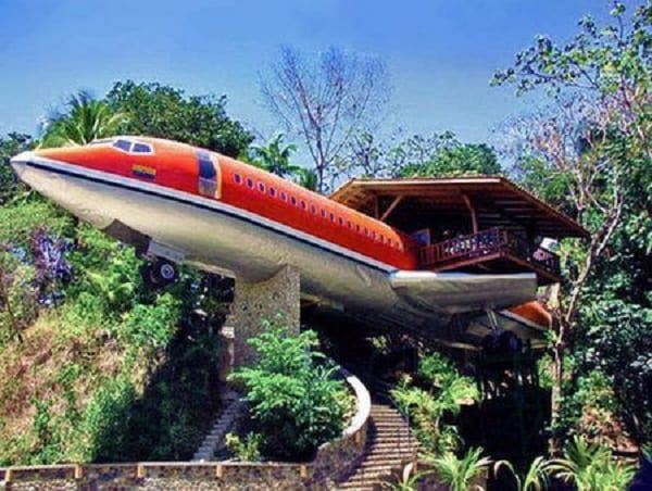 10 transformations incroyables d'avions: photos