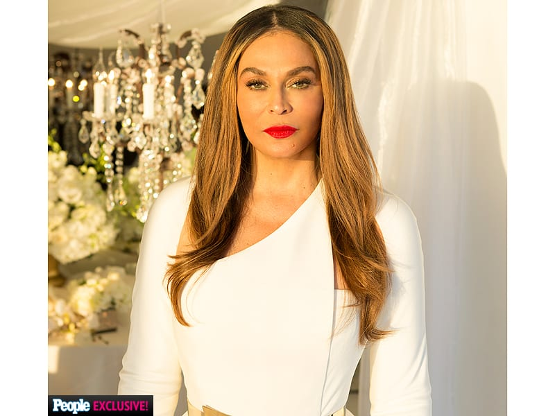Voici photos exclusives de la cérémonie de mariage de Tina Knowles & Richard Lawson