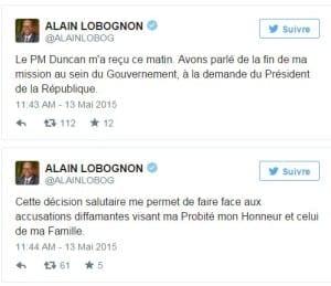 Primes des Eléphants de Côte d'Ivoire: le Ministre des sports limogé