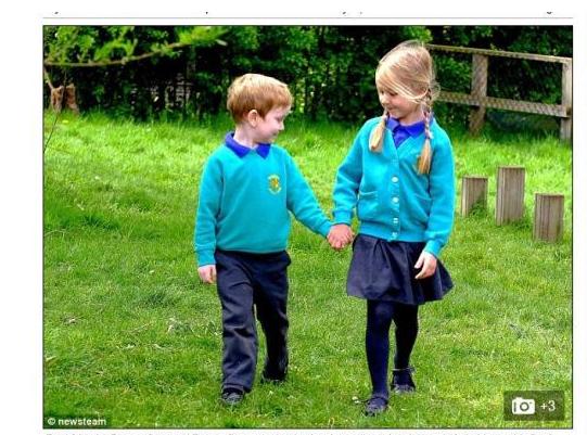 Voici comment cette petite fille de 5 ans a sauvé la vie de son meilleur ami de 4 ans