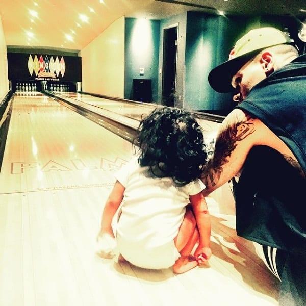 """Chris Brown: """"Elle a changé ma vie"""""""