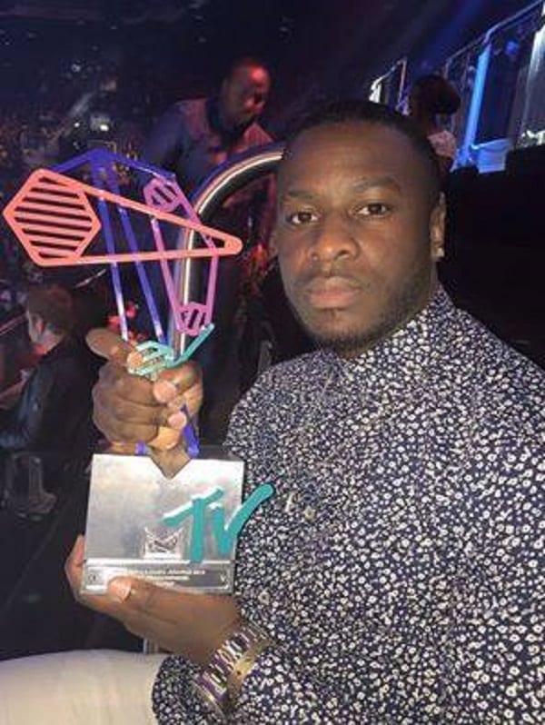 Arafat DJ élu meilleur artiste francophone aux MTV Africa Music Awards