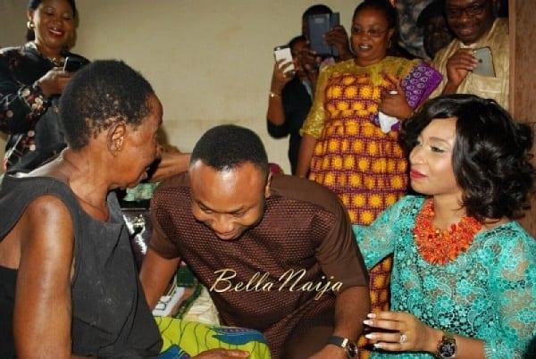 L'actrice nigériane Tonto Dikeh s'est fiancée: PHOTOS