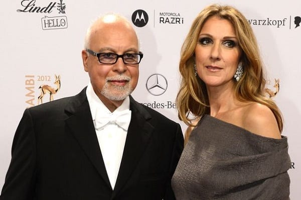 """Céline Dion, en larmes révèle: """"Le dernier souhait de mon mari est de mourir dans mes bras"""""""
