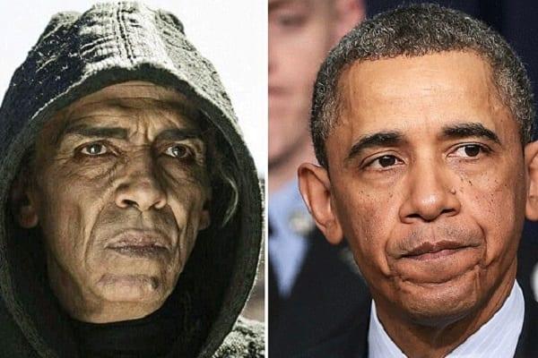 """Barack Obama: Un """"démon"""" apparaît  lors de sa visite au Kenya (VIDÉO)"""