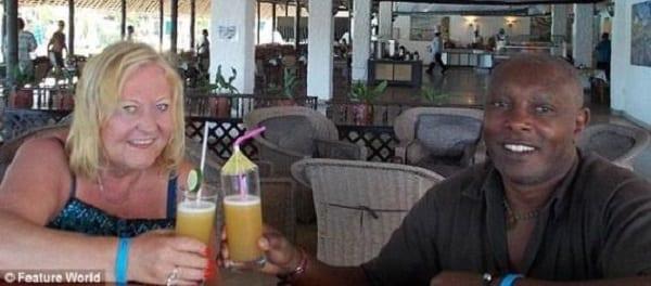 Cette européene de 61 ans découvre que son mari  kényan a 47 autres femmes:PHOTOS
