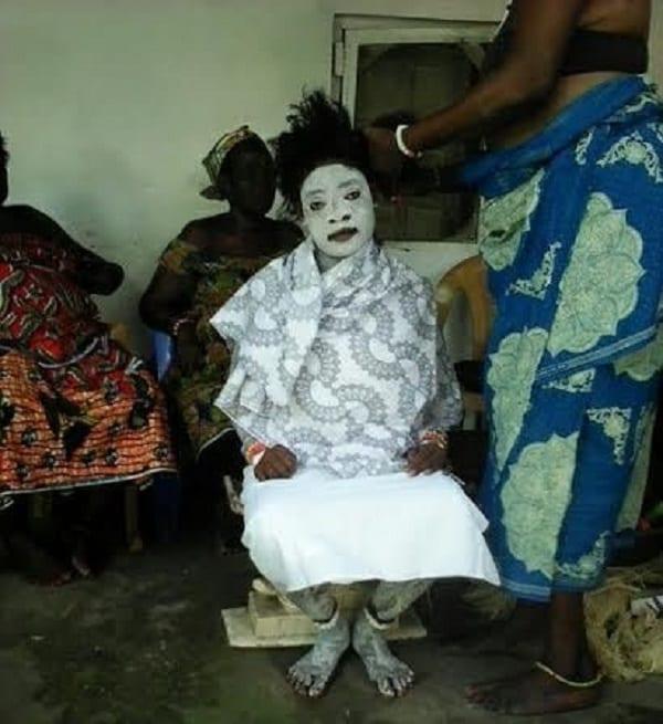 Ghana: Cette femme retourne vivante de sous la mer après y avoir passé 3 mois