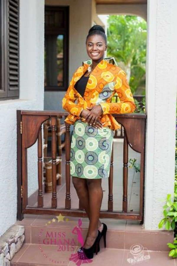 Miss Ghana 2015:  Antoinette Delali Kemavor élue la plus belle (PHOTOS)