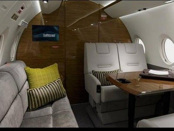 Cristiano Ronaldo s'offre un jet privé à 19 millions d'euros: PHOTOS