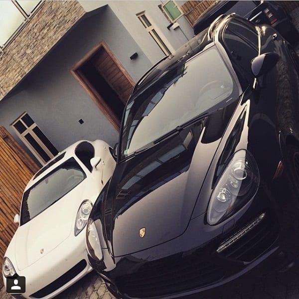Davido: Il acquiert sa neuvième voiture pour Noël+photos de ses voitures exotiques