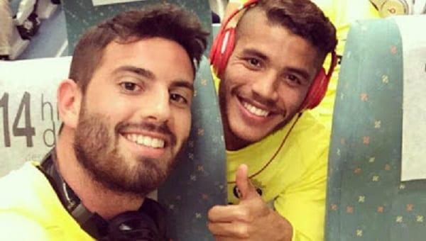 Le footballeur Dos Santos dément une relation homos3xuelle avec son coéquipier Musacchio: PHOTOS