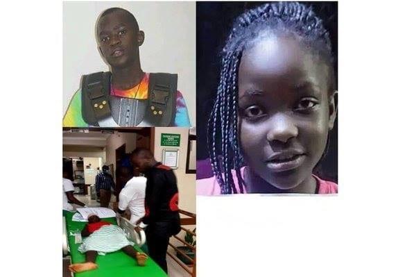 L'artiste ougandais Eddy Kenzo perd l'un de ses jeunes danseurs dans un accident de vélo