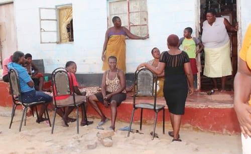 Zimbabwe: La marraine des pr*stituées à la retraite, après avoir couché avec plus de 4000 hommes (PHOTO)