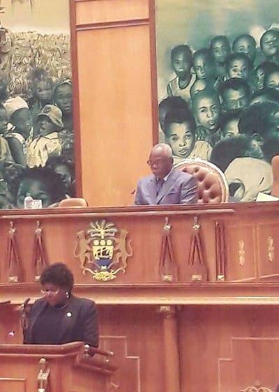 Gabon:Voici les raisons de la démission de Guy Nzouba-Ndama