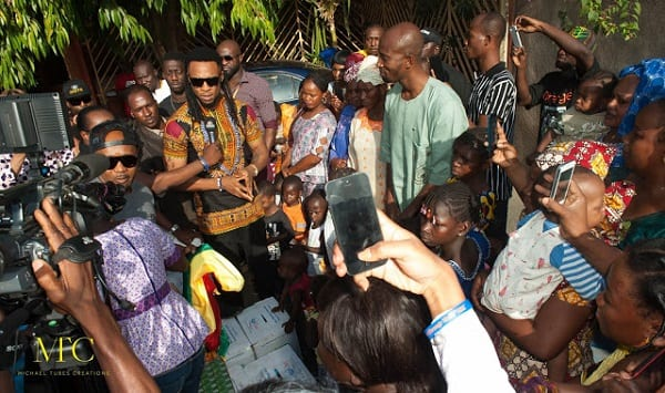 Flavour - Mali charity-7