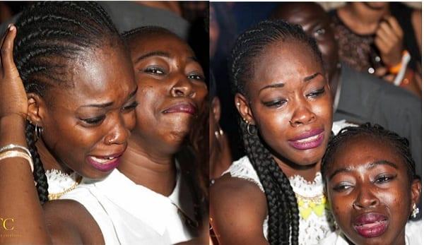 Flavour fait pleurer ses fans du mali: PHOTOS