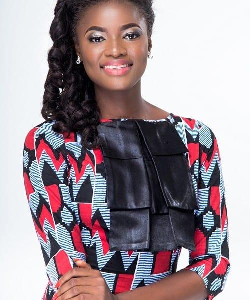 La première Miss Afrique est une Ghanéenne