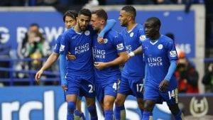 Leicester City sacré champion d'Angleterre pour la première fois (Photos)
