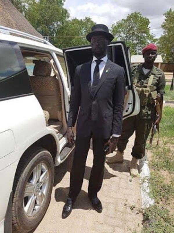 Voici l'actuel ministre des ressources en eau et de l'irrigation du Sud-Soudan(photos)