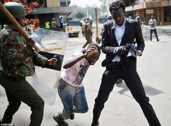 Kenya: La police brutalise les citoyens lors d'une manifestation en faveur de réformes électorales à Nairobi