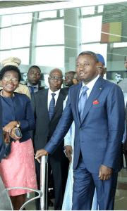 Togo : Les autorités augmentent la capacité d'accueil de l'aérogare de  Lomé