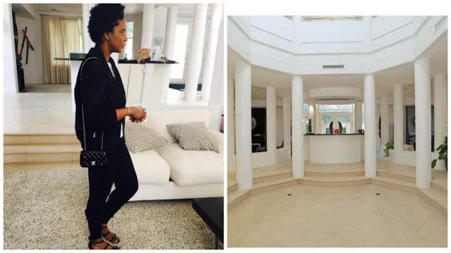 Brenda Biya: sa maison en Californie coûterait de 15 millions de fcfa par mois au contribuablecamerounais (photos)