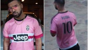 Drake-Juventus